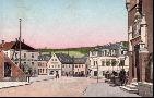Bahnhofstraße um 1908