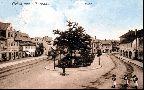 Markt um 1913