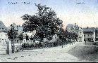 Markt um 1920