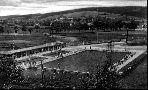 Schwimmbad Olbernhau um 1940