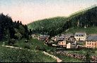 nachcolorierte Ansicht vom Oberdorf
