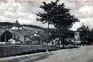 Grünthal mit Postamt um 1935