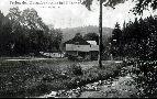 Gabrielahütten im Natschungtal um 1930