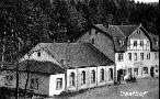 Gasthof in Rothenthal im Jahr 1936