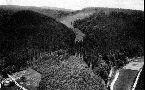 Blick vom Stößerfelsen um 1930